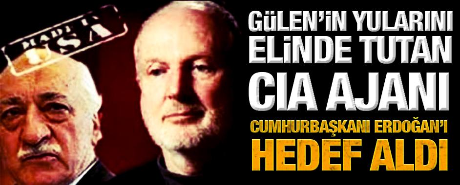 Belgeleri İle Gülenin Yularını Elinde Tuttuğunu İspatladığımız Cıa Ajanı Fuller Cb Erdoğana Nefretini Kustu!