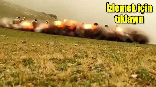 İslamofobi Amaçlı Proje Işidden Yeni Katliam: Esirleri Bombaladılar! +18 Video